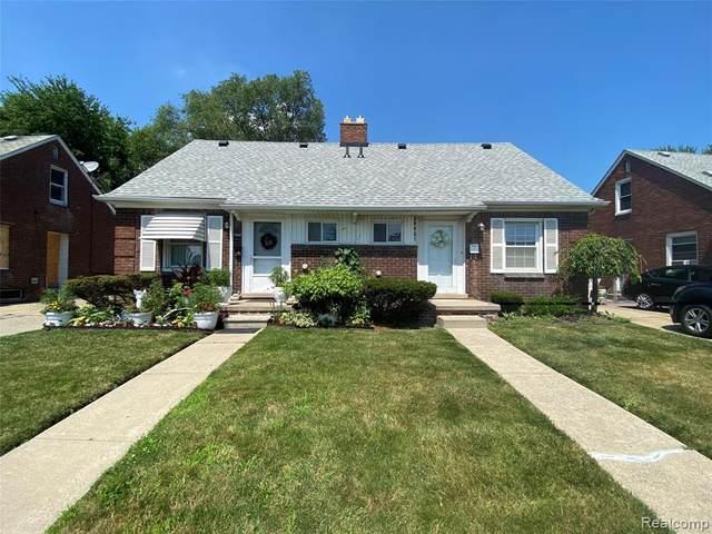 20463 Moross Road, Detroit, MI 48224 (#2200053624) :: GK Real Estate Team