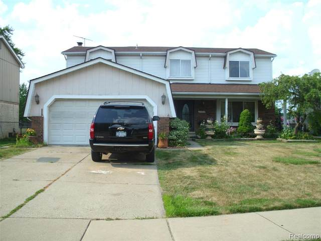 4353 Bloomfield Drive, Sterling Heights, MI 48310 (#2200053640) :: The Mulvihill Group