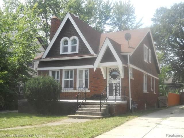 4505 Kensington Avenue, Detroit, MI 48224 (#2200053682) :: GK Real Estate Team