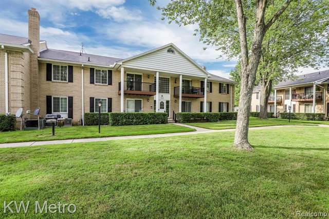 11750 Ina Dr # 84, Sterling Heights, MI 48312 (#2200053737) :: RE/MAX Nexus