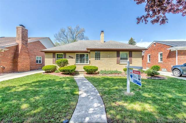 1801 Nightingale Street, Dearborn, MI 48128 (#2200053777) :: GK Real Estate Team