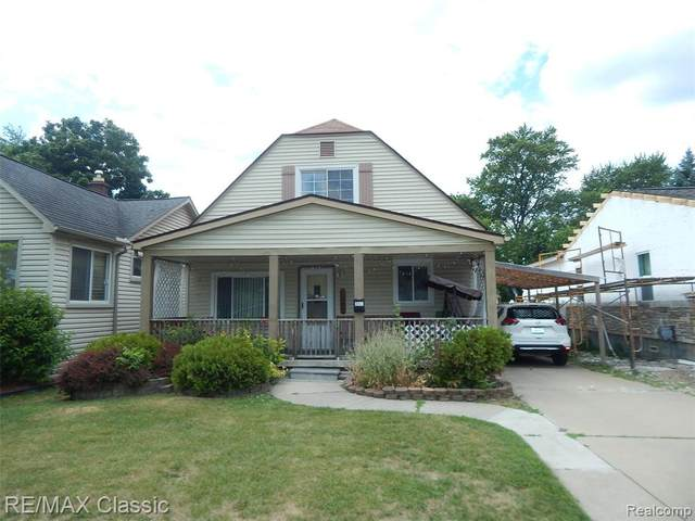 5657 Vernon St Street, Dearborn Heights, MI 48127 (#2200053795) :: GK Real Estate Team