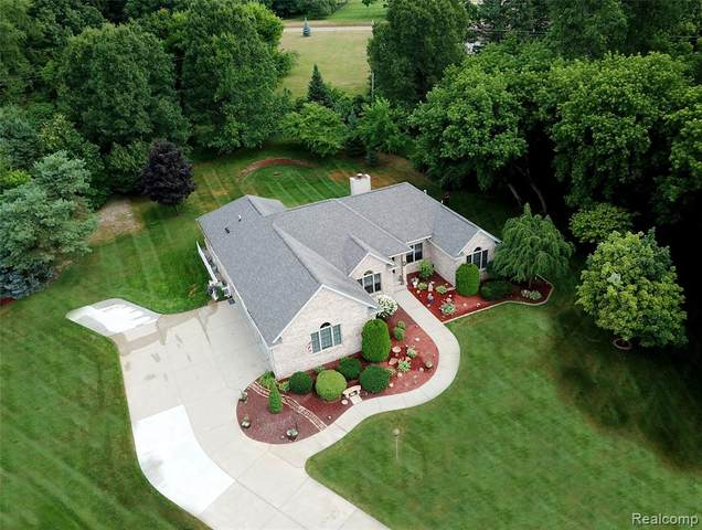 11465 Orchard Parkway, Tyrone Twp, MI 48430 (#2200053886) :: The Alex Nugent Team   Real Estate One