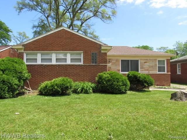 24700 Gardner Street, Oak Park, MI 48237 (#2200053898) :: GK Real Estate Team