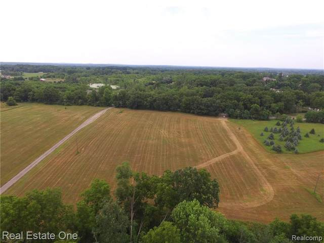 01 North Territorial Road, Northfield Twp, MI 48105 (MLS #2200053904) :: The John Wentworth Group