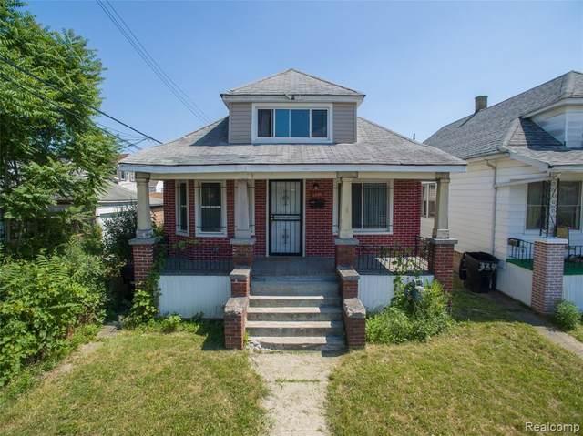3346 Meade Street, Detroit, MI 48212 (#2200053943) :: GK Real Estate Team