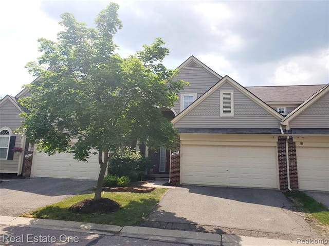 43071 Providence Lane, Canton Twp, MI 48188 (MLS #2200053964) :: The Toth Team