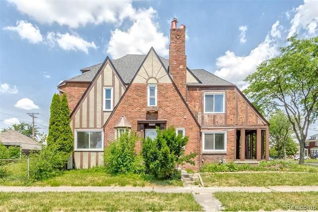 8905 La Salle Boulevard, Detroit, MI 48206 (#2200053981) :: GK Real Estate Team