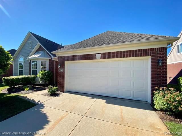 40771 Lenox Park Drive, Novi, MI 48377 (#2200054039) :: Duneske Real Estate Advisors