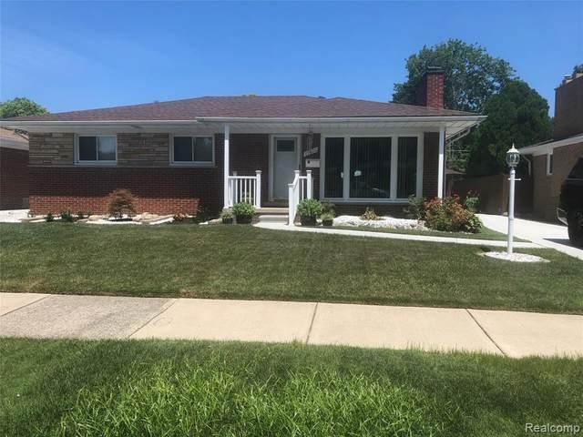 29620 Bentley Street, Livonia, MI 48154 (#2200054053) :: GK Real Estate Team