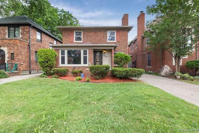 19926 Shrewsbury Road, Detroit, MI 48221 (#2200054074) :: GK Real Estate Team