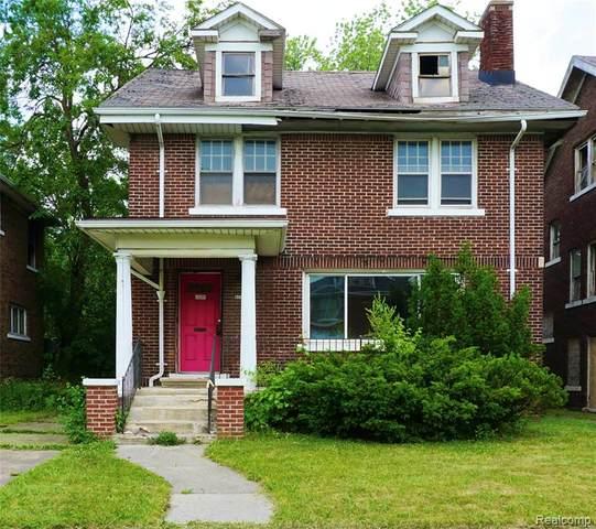 9290 Wildemere Street, Detroit, MI 48206 (#2200054085) :: GK Real Estate Team
