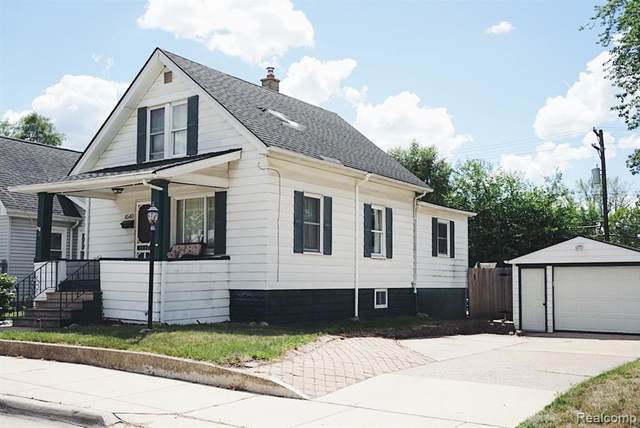 4540 Elizabeth Street, Wayne, MI 48184 (#2200054122) :: GK Real Estate Team
