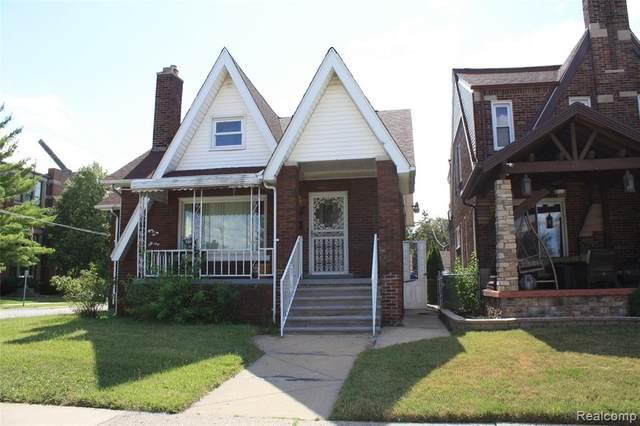 7603 Normile Street, Dearborn, MI 48126 (#2200054151) :: Novak & Associates