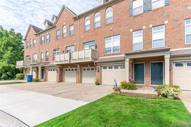 39860 Rockcrest Circle #84, Northville Twp, MI 48168 (#2200054264) :: Duneske Real Estate Advisors