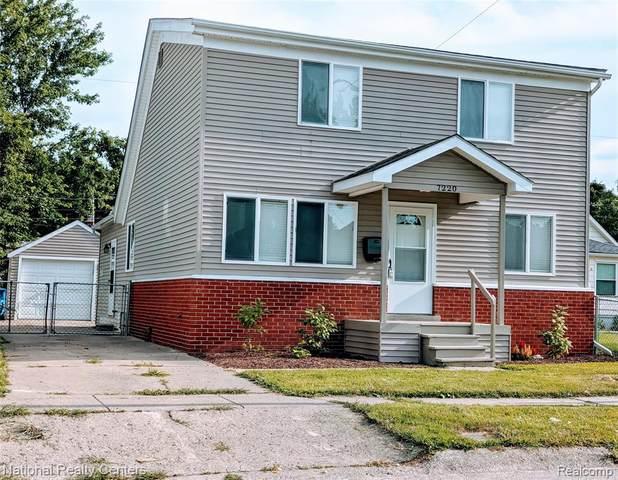 7220 Dodge Avenue, Warren, MI 48091 (#2200054276) :: The Mulvihill Group