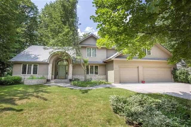 5907 Woodview Pass, Midland, MI 48642 (#61050017317) :: GK Real Estate Team