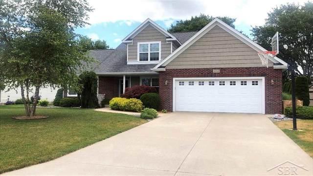 4314 E Lakecress, Saginaw Twp, MI 48603 (#61050017352) :: GK Real Estate Team