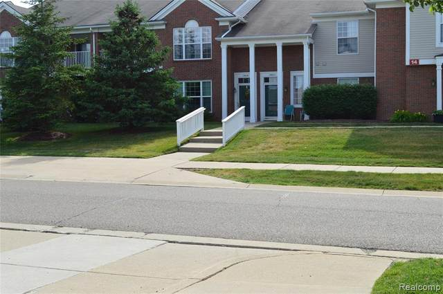 15877 Morningside, Northville Twp, MI 48168 (#2200054548) :: Duneske Real Estate Advisors