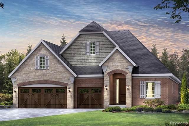 7504 Venturi Drive, Washington Twp, MI 48094 (#2200054633) :: Duneske Real Estate Advisors
