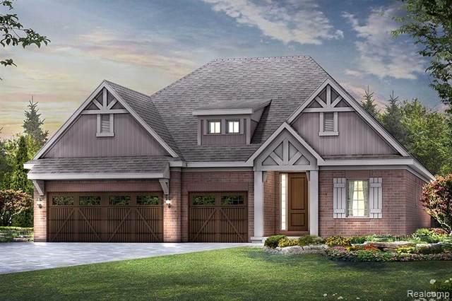 7187 Venturi Drive, Washington Twp, MI 48094 (#2200054643) :: Duneske Real Estate Advisors