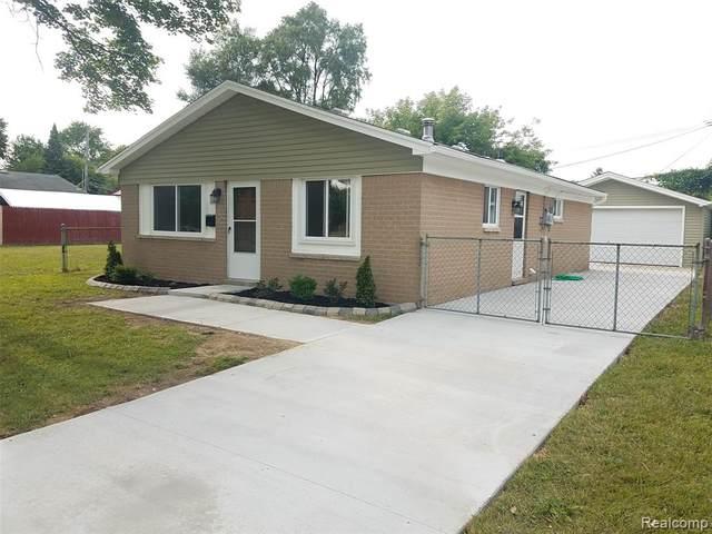 27016 Beverly Road, Taylor, MI 48180 (#2200054667) :: Duneske Real Estate Advisors