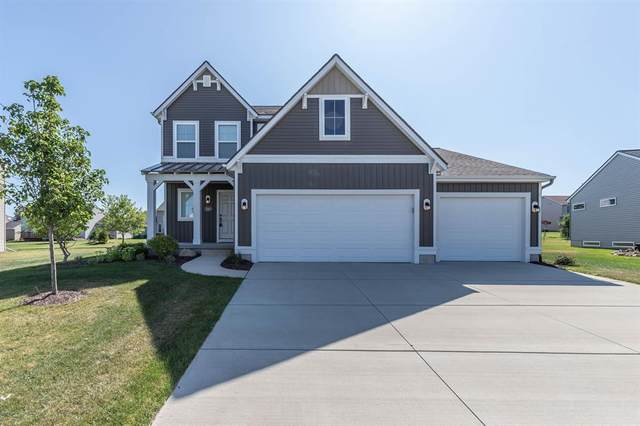 10654 Saddlebrook Drive, Delta Twp, MI 48837 (#630000247817) :: GK Real Estate Team
