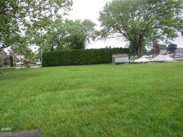 0 Archer W, Harrison Twp, MI 48045 (#58050017634) :: Real Estate For A CAUSE