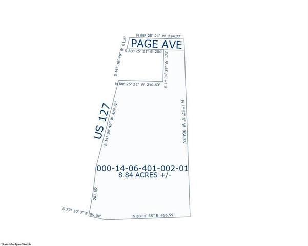 0 Page Ave, Leoni, MI 49203 (#55202001944) :: NextHome Showcase