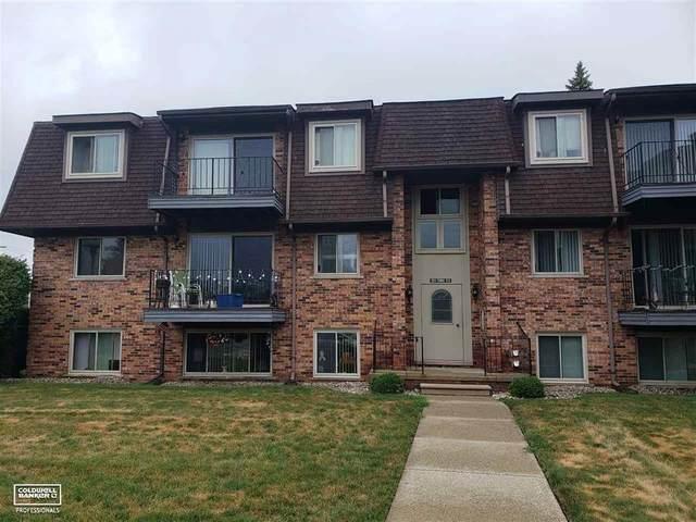107 Riviera, Saint Clair Shores, MI 48080 (#58050017729) :: Duneske Real Estate Advisors
