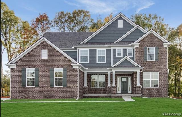 9167 Andover Forest Lane, Plymouth Twp, MI 48170 (#2200056354) :: Novak & Associates