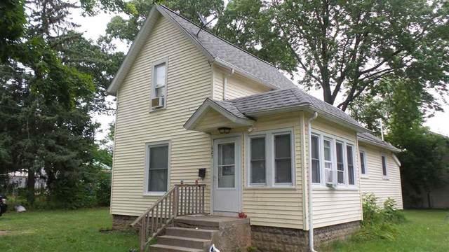 627 Loomis St, CITY OF JACKSON, MI 49202 (MLS #55202001985) :: The John Wentworth Group