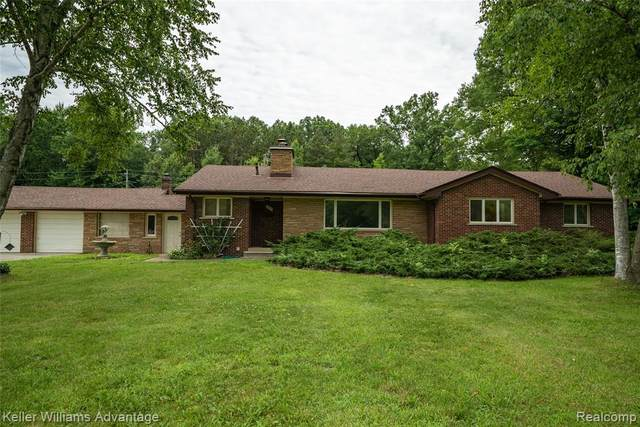 30862 West Road, Huron Twp, MI 48164 (MLS #2200056488) :: The John Wentworth Group