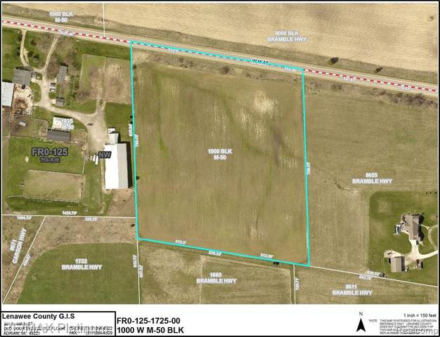 1000 W M-50, Franklin Twp, MI 49287 (#2200056804) :: RE/MAX Nexus
