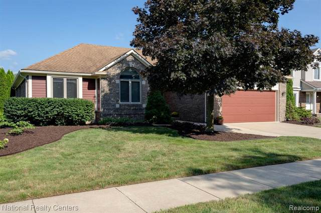 1345 S Hidden Creek Drive, Pittsfield Twp, MI 48176 (MLS #2200056852) :: The Toth Team