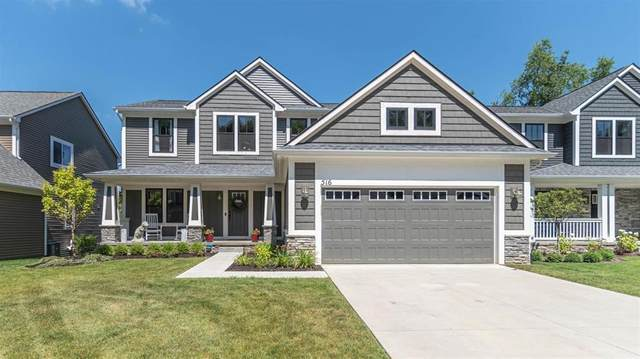 516 Heritage Ridge Drive, Milford, MI 48381 (#543274951) :: The BK Agency