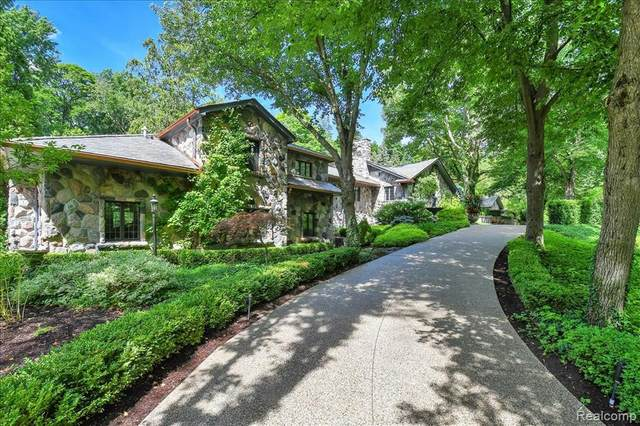 Undisclosed Undisclosed Road, Bloomfield Hills, MI 48304 (#2200057348) :: The Alex Nugent Team | Real Estate One