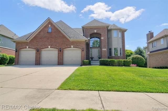 31066 Bancroft Drive, Novi, MI 48377 (#2200057484) :: The Alex Nugent Team   Real Estate One