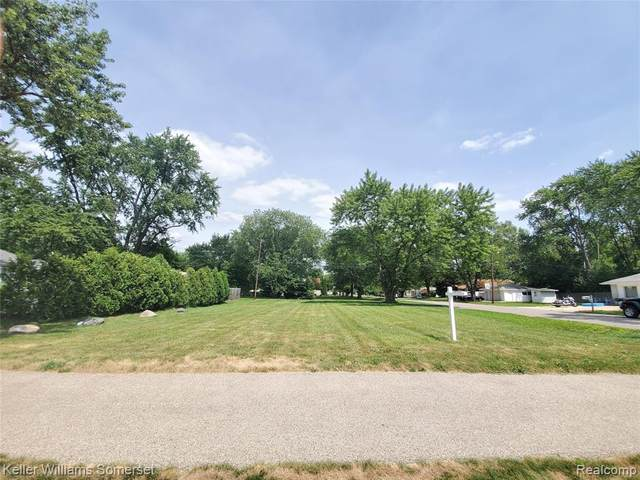 0 Crooks Road, Rochester Hills, MI 48309 (#2200057544) :: Real Estate For A CAUSE