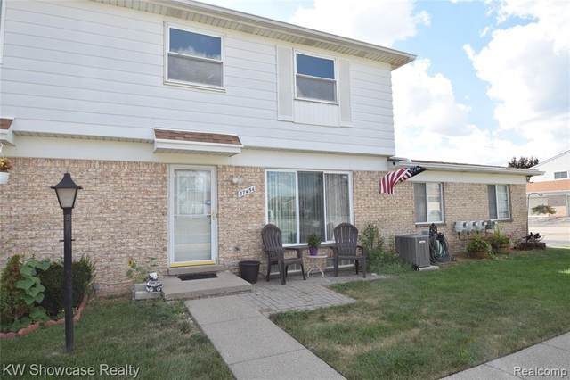 37454 Colonial Drive, Westland, MI 48185 (#2200057721) :: The Mulvihill Group