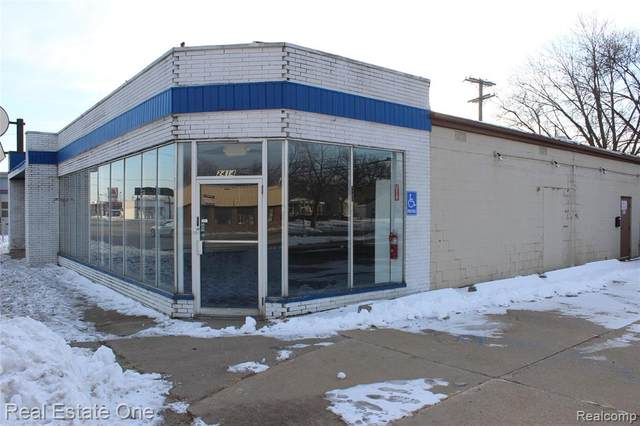 2414 Dix Highway, Lincoln Park, MI 48146 (MLS #2200057748) :: The John Wentworth Group