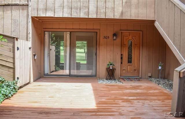 305 Fairway Cove, Tecumseh, MI 49286 (#56050018265) :: The Alex Nugent Team | Real Estate One
