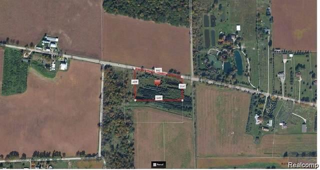 BC-2 Island Lake Road, Dexter Twp, MI 48118 (MLS #2200057862) :: The John Wentworth Group