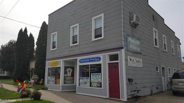611 Broadway, Marine City, MI 48039 (#58050018322) :: Novak & Associates