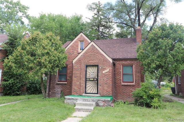 16550 Stahelin Avenue, Detroit, MI 48219 (#2200058010) :: RE/MAX Nexus