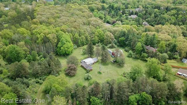 3921 Duke Road, Oakland Twp, MI 48363 (#2200058088) :: RE/MAX Nexus