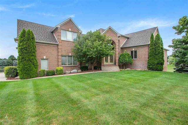 11212 Bayberry, Bruce Twp, MI 48065 (#58050018389) :: Novak & Associates