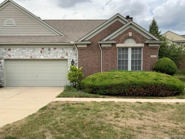 44562 Aspen Ridge Drive, Northville Twp, MI 48168 (#2200058268) :: Alan Brown Group