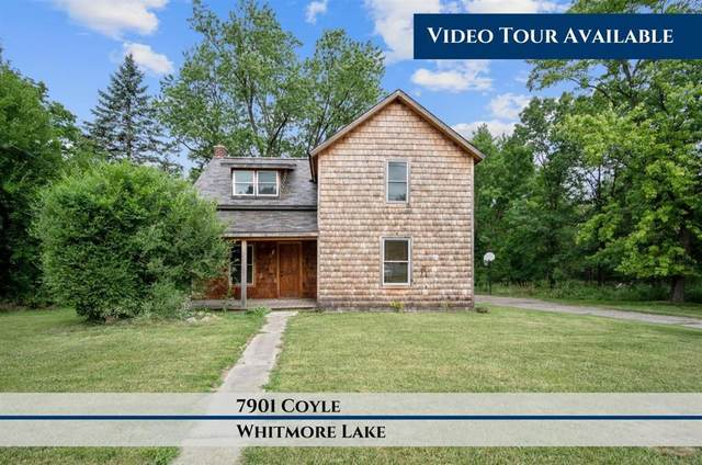 7901 Coyle Road, Northfield Twp, MI 48189 (MLS #543275096) :: The John Wentworth Group