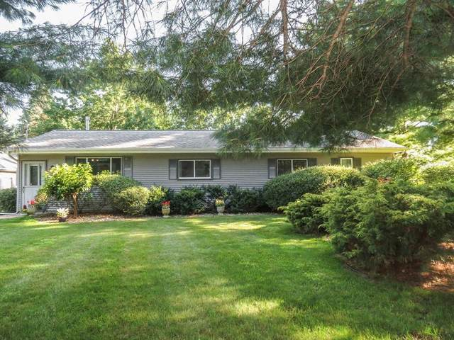 3535 Arvilla Drive, Webster, MI 48189 (MLS #543275125) :: The John Wentworth Group